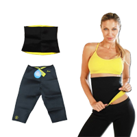 Hot Shaper Pant With Hot shaper Slimming Belt