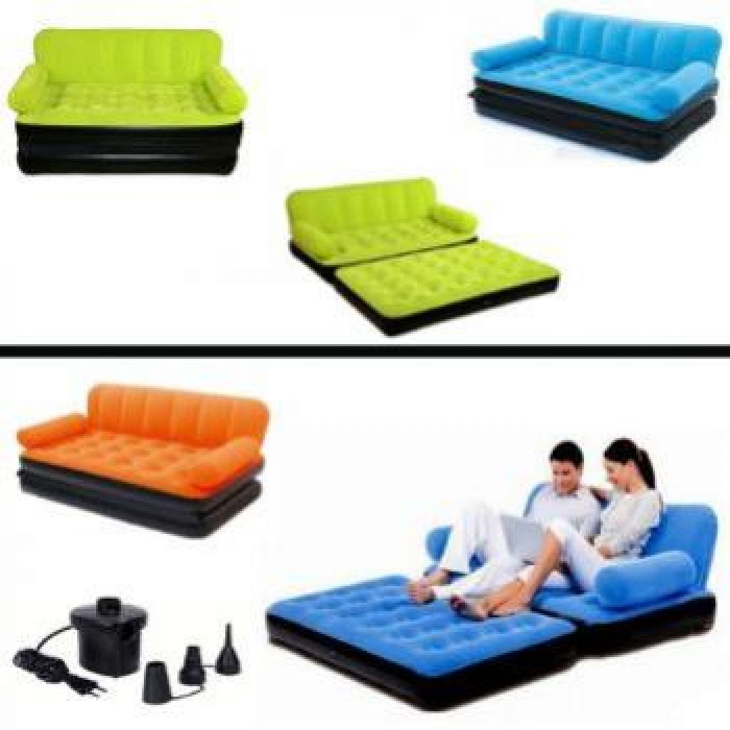 BESTWAY INFLATABLE SOFA BED 67356