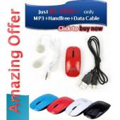 Mp3  Handfree  Data Cable