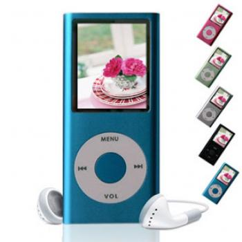 Digital High Quality MP3 and MP4 Player
