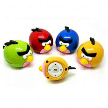 Angry Bird Mp3 Player