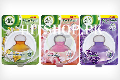 Air Wick Flip & Fresh Air Freshener