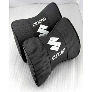 2 Pcs Bone-Shaped Car Seat Pillow Neck Rest Headre