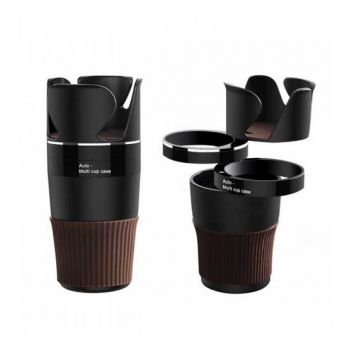 5in1 Adjustable Car Cup Holde