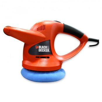 Black ND Decker Car Waxing And Polishing Machine