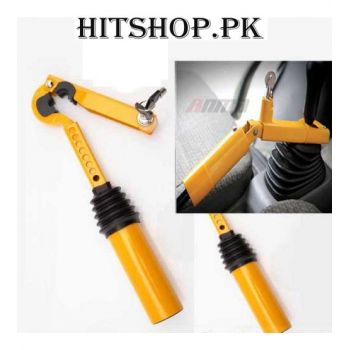 Car Anti-Thelft Gear Shift Hand Brake Lock
