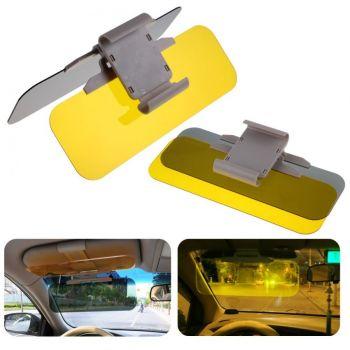 HD UV Anti-Glare Car Flip Down Night Vision