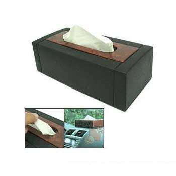 Leather Coating Brown And Black Room Car Plastic T