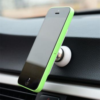 Magnetic Car Cell Phone Holder Mount Dash 360°Rot