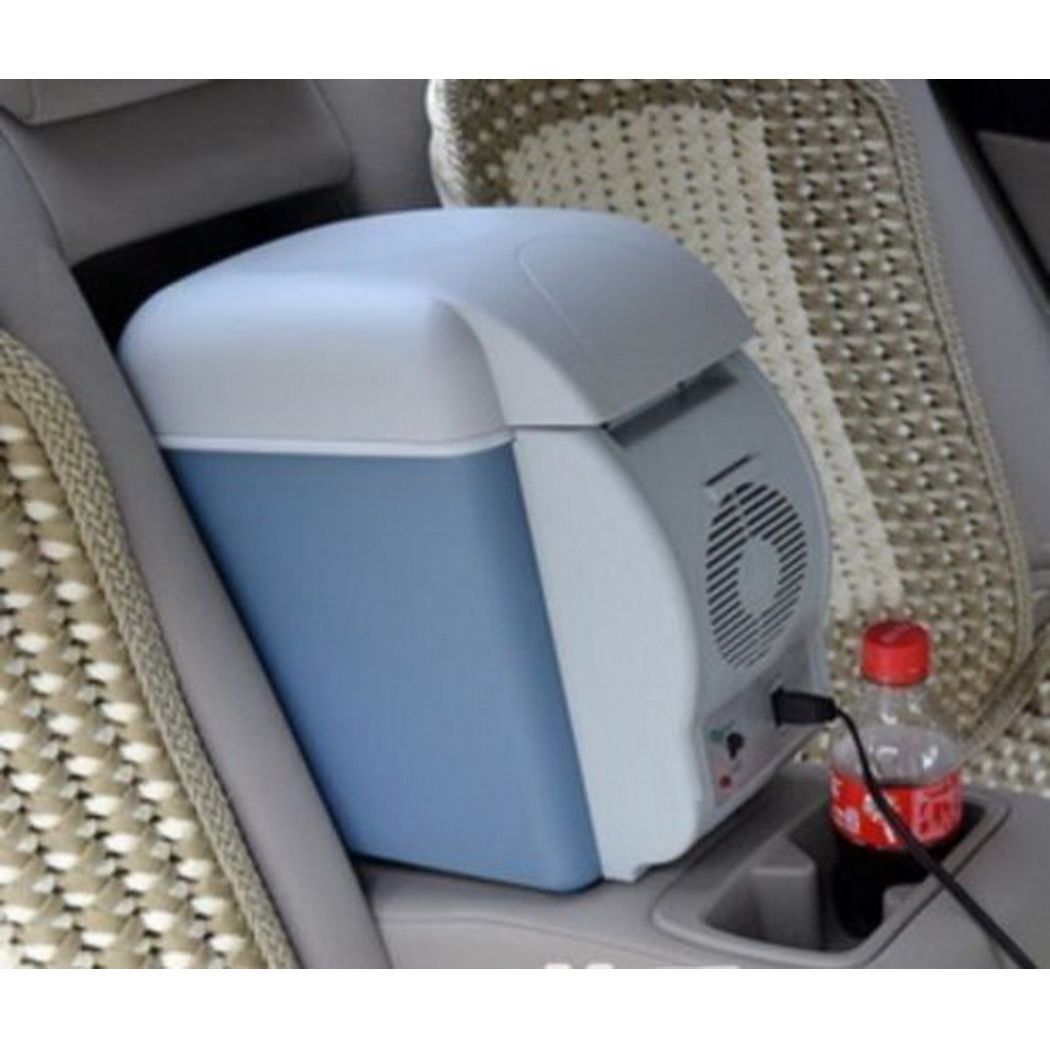 7.5LTR 12V Portable Car Cooler Warming Mini Travel