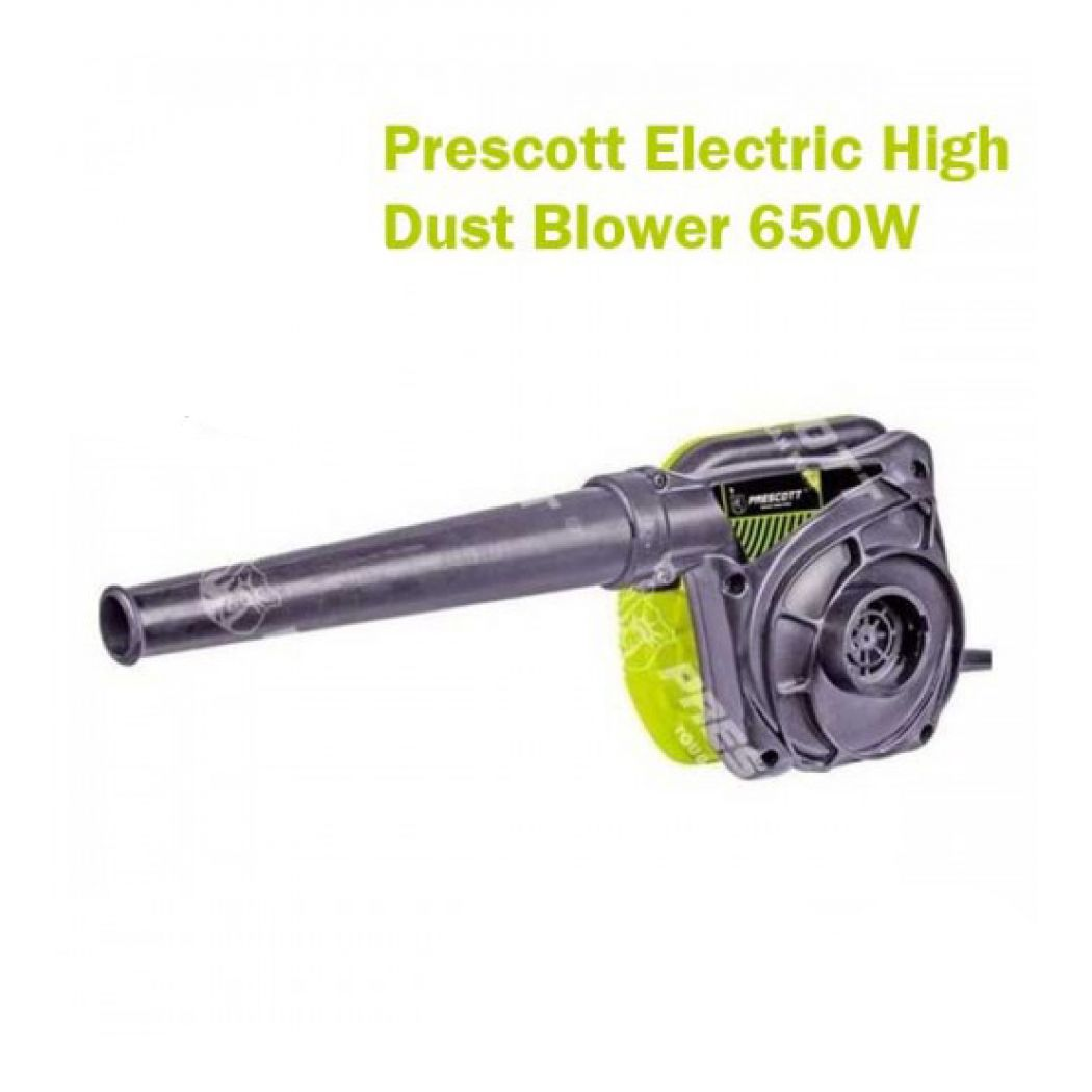 Prescott Electric High Dust Blower 650W