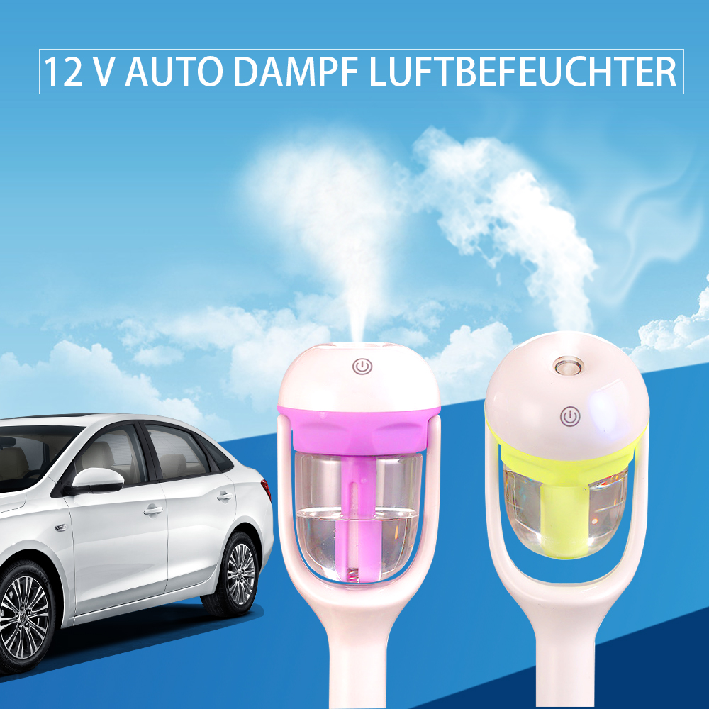 Car Air Steam Humidifier