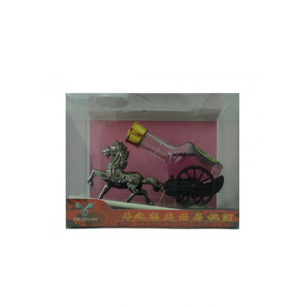 CART WINE CAR DASHBOARD AIR FRESHNER