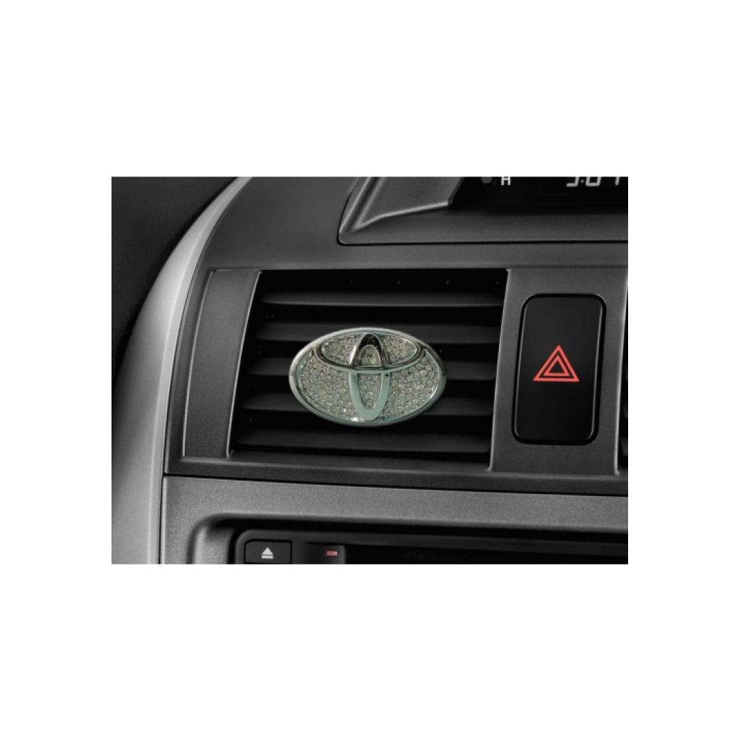 TOYOTA LOGO DIAMOND CAR AIR FRESHENER PERFUME