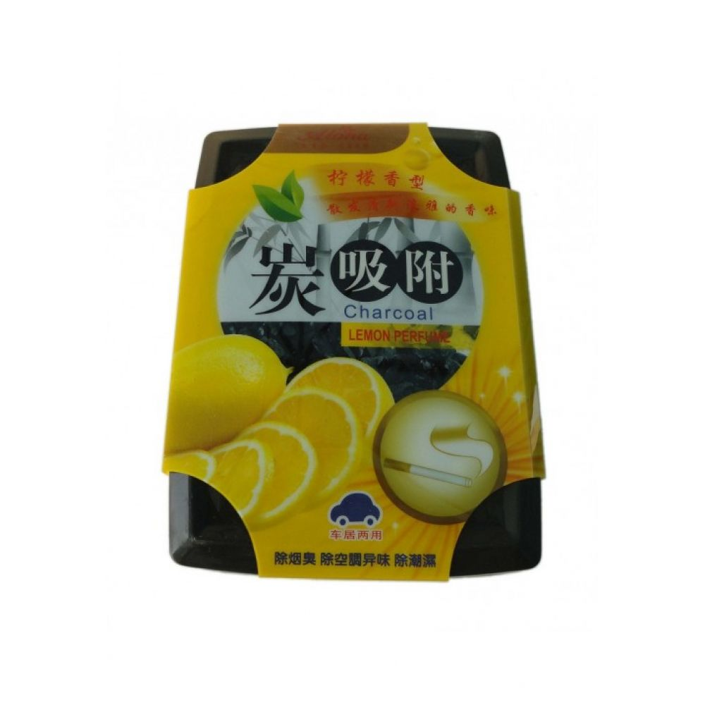 CHARCOAL GEL AIR FRESHNER
