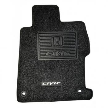 T-CV 13 TUFFTED MAT FOR CIVIC 13 BLACK Email to a Friend