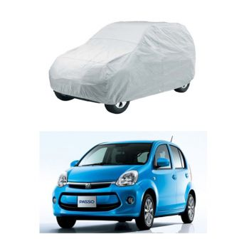 PVC Car Dust Covers for Toyota Passo
