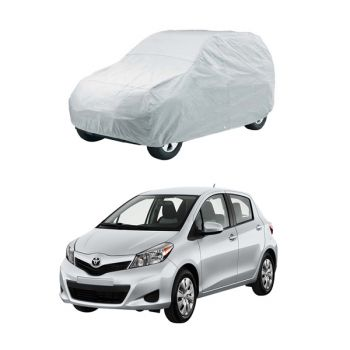 PVC Car Dust Covers for Toyota Vitz