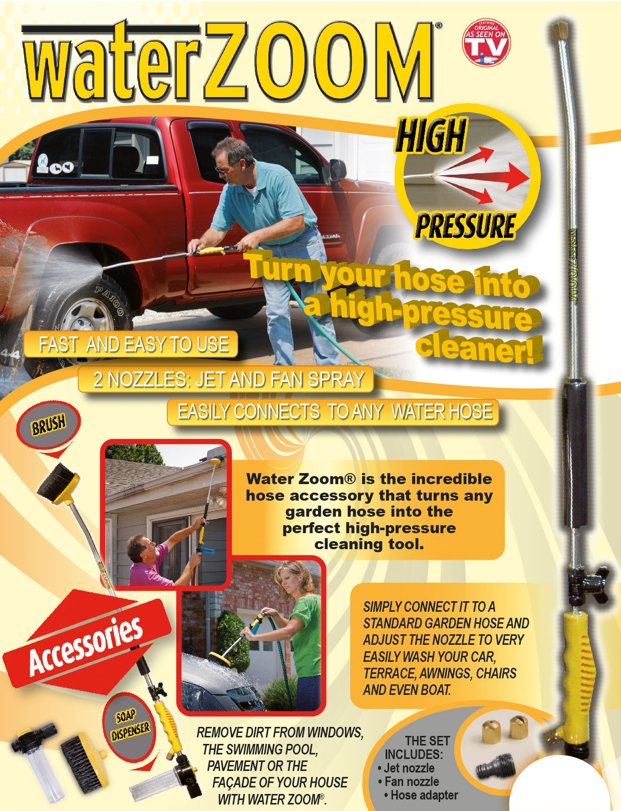 PowerFul Car Vaccum Cleaner