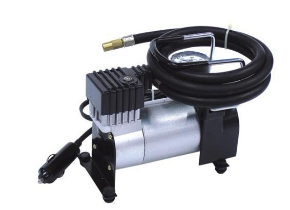 Car Air Pump Tire Inflator
