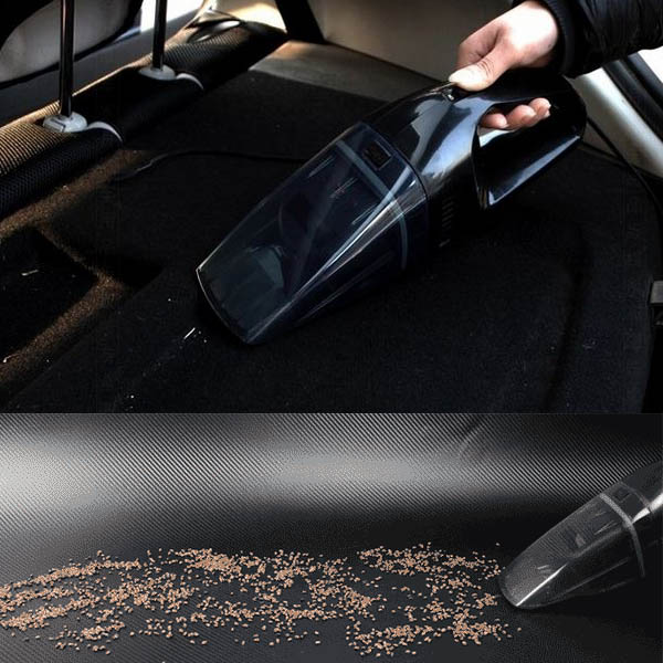 High Powerful Portable Car Vacuum Cleaner 60 watts