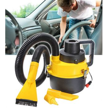 Wet And Dry Canister Vaccum Cleaner