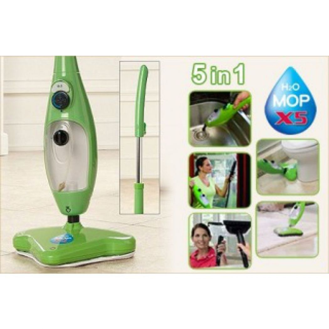 Steam Cleaner For Carpet Floor Garment Window Mirr