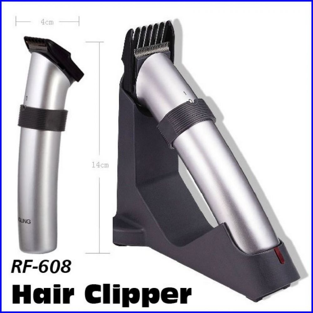 DingLing Rechargeable Beard Trimmer Hair Clipper RF 608