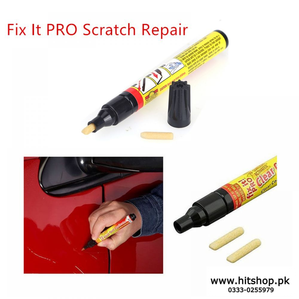 Easy Scratch Remover Pen For Car (Fix It Pro)