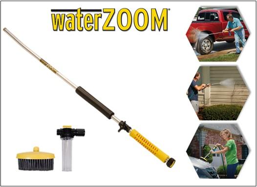 Water Zoom High Pressure Water Spray