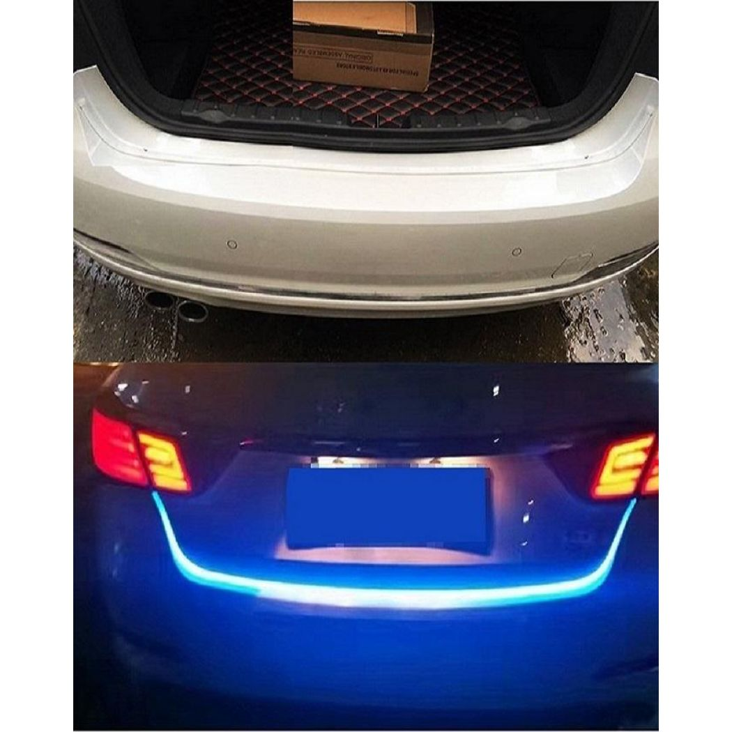 Trunk Knight Rider Light - Blue