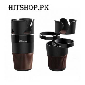 5in1 Adjustable Car Cup Holder