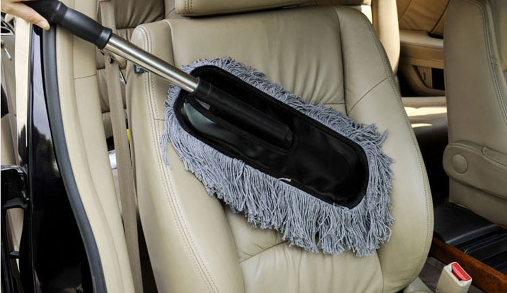 Long Handle Car Duster