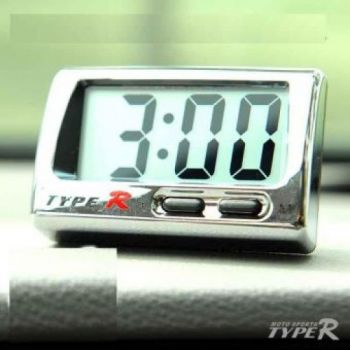 Car Digital Clock