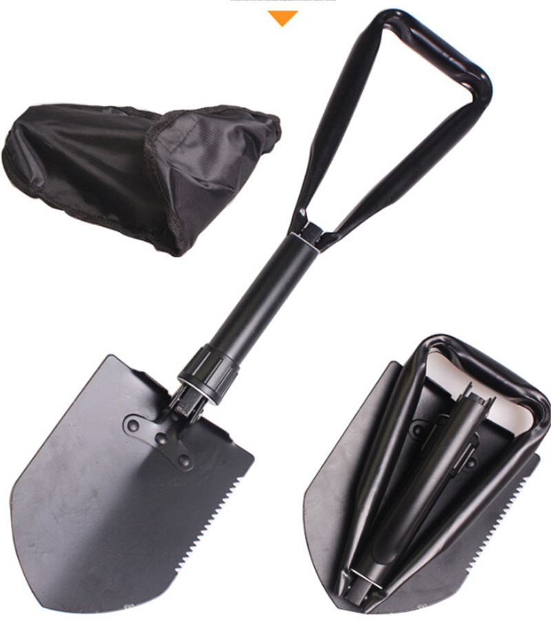 Car Folding Camping Shovel