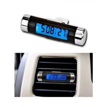 Digital Car Air Vent Thermometer Car Thermometer C