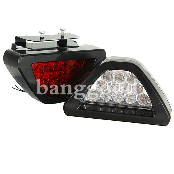Car Third Brake Blinking Fitting Light