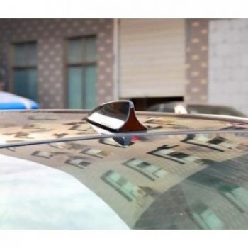 Shark Head Shape Durable Plastic Car Antenna