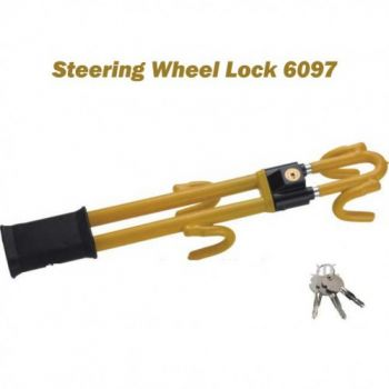 Steering Wheel Lock 6097