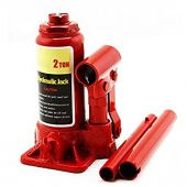 2 Ton Hydraulic Bottle Jack For Car, Jeep & Heavy