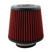 Universal Air Intake Filter - Red