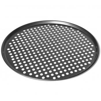 Perforated Pizza Tray Baking Pan In Pakistan Hitshop