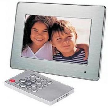 Agfa Digital Photo Frame AF5070M With Remote