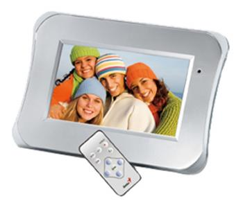 Genius 7inch Digital Photo Frame PF701