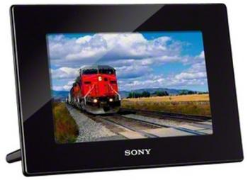 Sony DPF-HD700 7-Inch Digital Photo Frame with HD