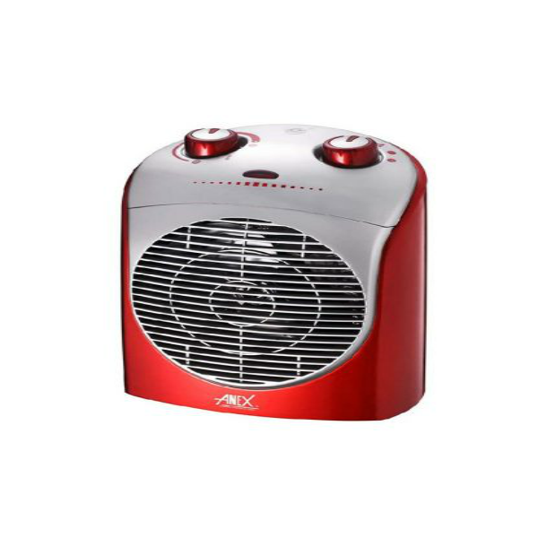 anex ag 3033 fan heater 2000 watt