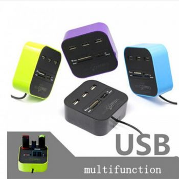 All in 1 USB 2.0 HUB