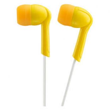 Pioneer Headphones SE-CL17-Y(Yellow)