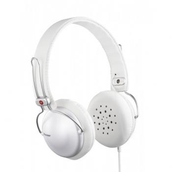 Pioneer SE-MJ151-H White Headphones
