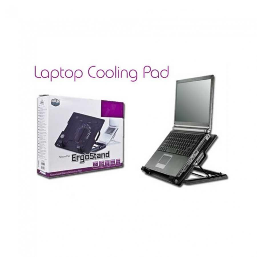Ergo Stand Laptop Cooling Pad In Pakistan Hitshop